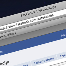 Facebook adresa!