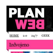 Novi PlanB na internetu!