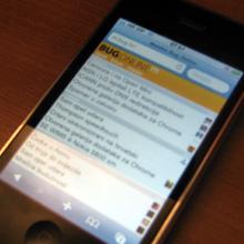 Bug Online voli vaš mobitel!