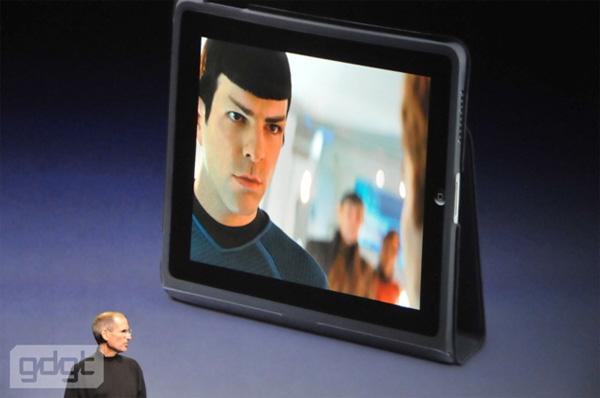 Filmovi na iPadu
