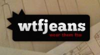 WTFJeans – kako će izgledati traperice za geekove