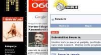 Monitor.hr i Forum.hr prijete izlaskom sa Gemiusovog popisa najpopularnijih hrvatskih web stranica