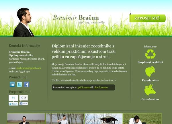 Web stranice za inženjere