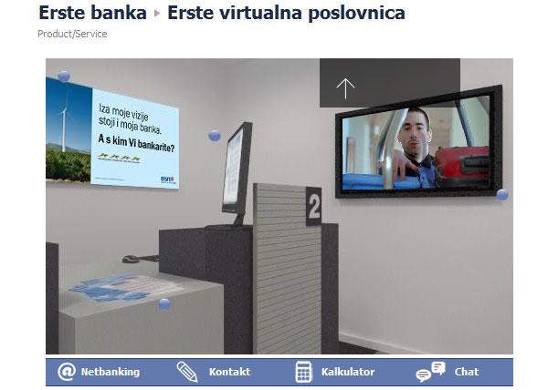 Erste Virtualna poslovnica