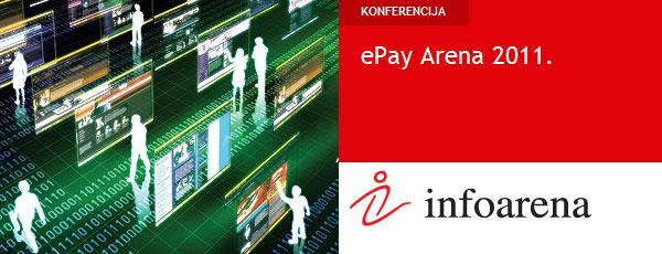 ePay Arena 2011.