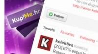 Kako Kolektiva, Kupime i druge stranice za grupnu kupovinu (ne) koriste Twitter i Facebook
