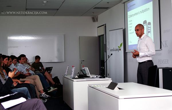 Ivan Burazin predstavio je CodeAnywhere (Snimila Marina Filipović Marinshe)