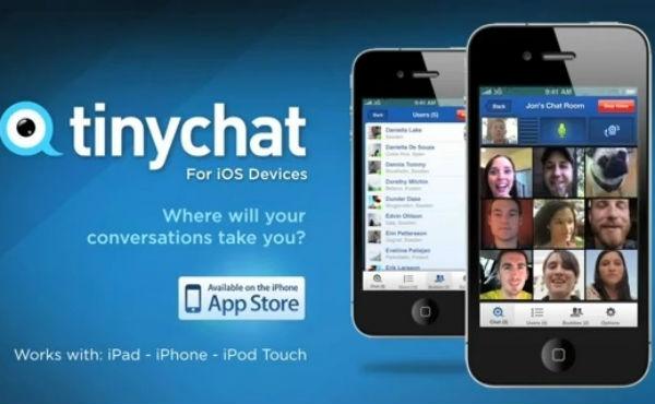 TinyChat FB iOS aplikacija omogućuje vam video chat sa 12