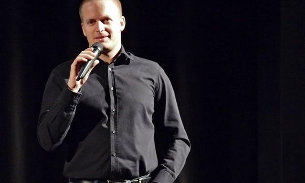 Jure Mikuž iz RSG Capitala objasnio je kako investiraju (Snimio Nebojša Radović Eniac)