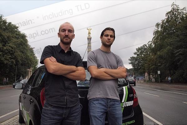Goran i Edi putovali su iz Rijeke gdje god je trebalo.