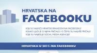 Tko je tko, što i koliko na Facebooku u Hrvatskoj u 2011. – infografika