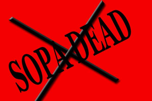 SOPA je mrtva? Da, ali samo privremeno... Ilustracija preuzeta s itechcode