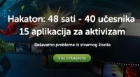 48-satni hackathon u Beogradu...