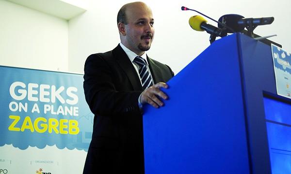 Ministar Gordan Maras  (slika: Marina Filipović Marinshe)