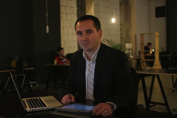 Jedan od mentora na #speeddateconsultingu je Stevica Kuharski, hardveraš koji trenutačno radi na prijektu Alamo