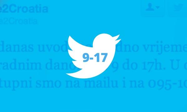 Obećanja 24-satnog community managementa na Facebooku i Twitteru nekima su jednostavno – preskupa!
