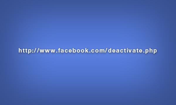facebook.deactivate