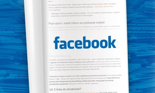 Facebook i mediji: Ljubavna priča