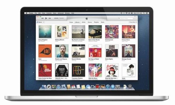 Otkad je otvoren iTunes, prodaja glazbe u digitalnom obliku bila je u stalnom porastu