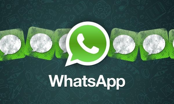 WhatsApp vs. SMS
