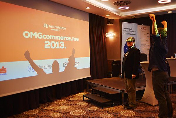 Konferencija OMGcommerce je počela!