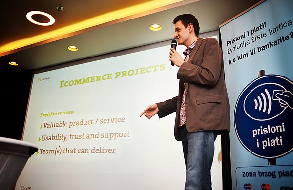 Aron Stanić i tri koraka do uspjeha (Snimila: Marina Filipović Marinshe)