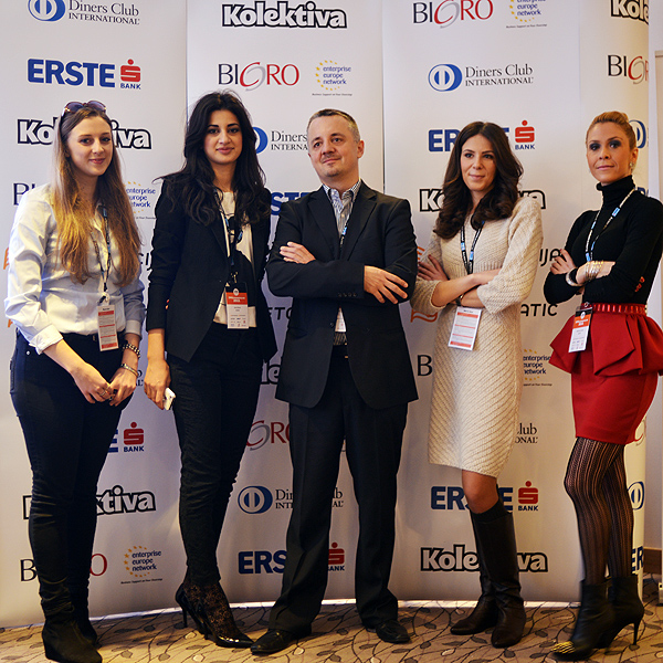 Partner konferencije, Team Bicro na OMG Commerce (snimila: Marina Filipović Marinshe)