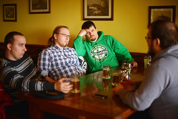 Zoran, Lucijan i Emanuel (Snimila Marina Filipović Marinshe)
