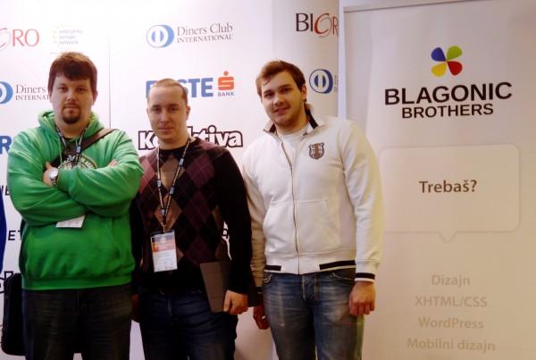 Na OMGcommerceu (Snimila Marina Filipović Marinshe)
