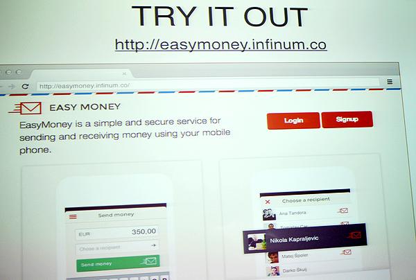 Probajte Easy Money (Snimila: Marina Filipović Marinshe)
