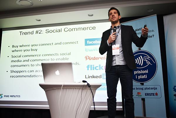 Luka Arbus, Pet minuta (Foto: Marina Filipović Marinshe)