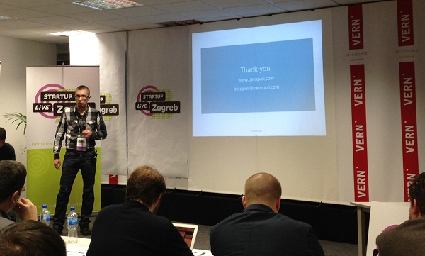 Predstavljanje komunikacijske platforme PETopoli