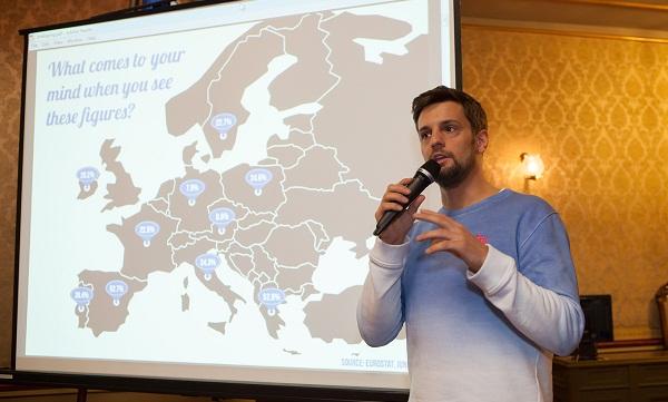 Philipp Baumgaertel govori više o inicijativi Startup Live