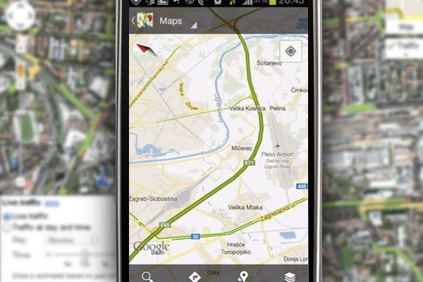 Google Maps Live Traffic Prikaz Prometa U Zagrebu Prvi U Regiji
