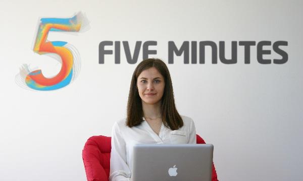 Bojana Mandić, Pet minuta