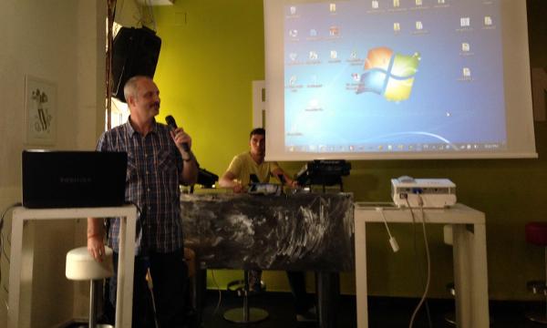 Aleksandar Smiljanić predstavlja SmartRM