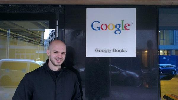Nikola Stolnik danas radi kao Account Strategist u Googleu u Dublinu.