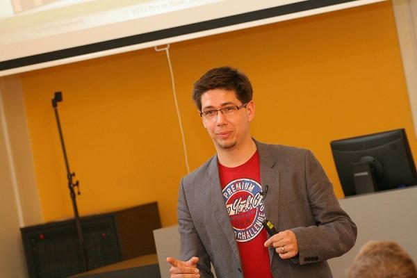 Bruno Blumenschein na predstavljanju projekta nove generacije ZIP-a (slika: Hrvoje Mihajlic)