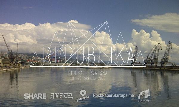 U sklopu Festivala Republika održava se i Netokracijina konferencija RockPaperStartups.