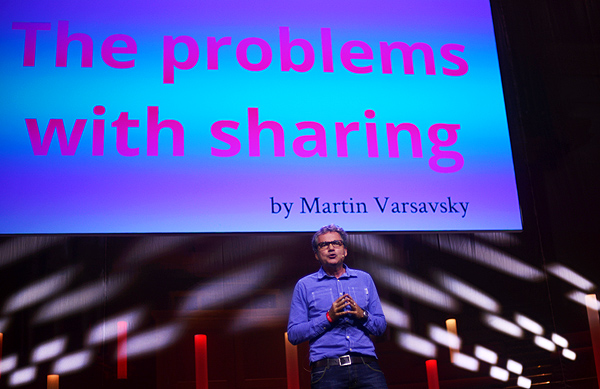 LeWeb2013-ProblemsWithSharingWEB