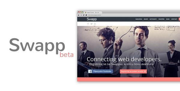 Swapp je za sada u beta fazi.