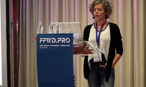 Veronika Burian na FFWD.PRO