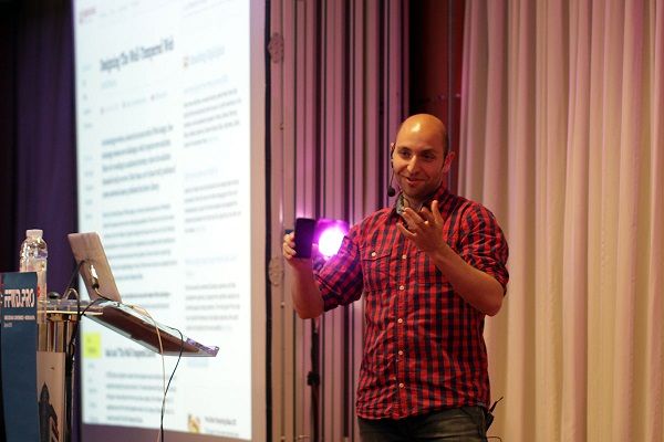 Vitaly Friedman, suosnivač Smashing Magazinea, govorio je o responzivnom dizajnu na FFWD.PRO