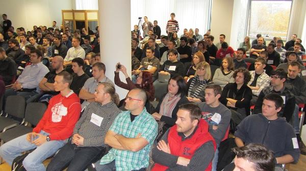Atmosfera s prošlogodišnje konferencije Webcamp Zagreb