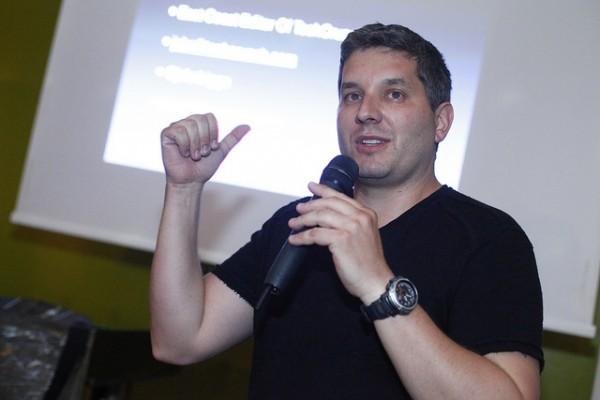 Hub:raum je predstavljen u sklopu TechCrunch Balkans Meetupa, koje organizira Netokracija, a u sklopu kojih se regionalni startupi mogu predstaviti Johnu Biggsu, uredniku TC-a.