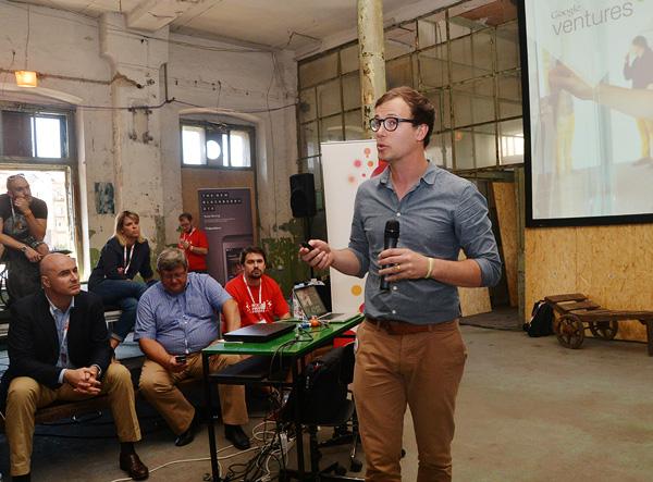 Daniel Burka, Google Ventures (snimila: Marina Filipović Marinshe)