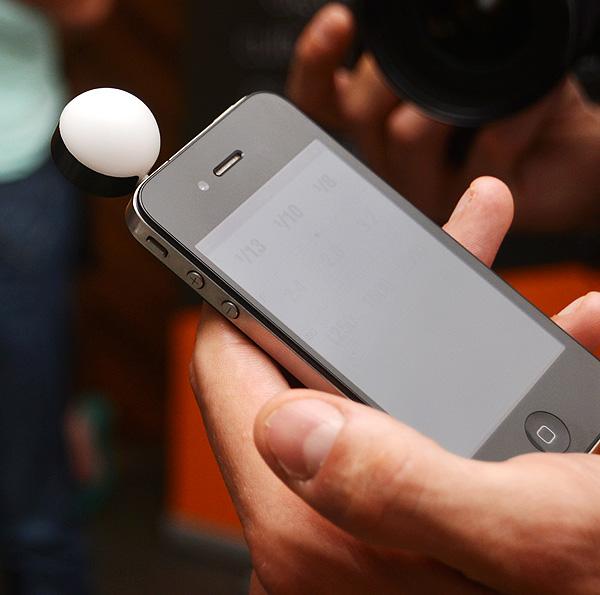 Lumu, svjetlomjer za iPhone i Android uređaje, osvojio je ulaznicu za TC Disrupt u Berlinu (Fotografija: Marina Filipović Marinshe)