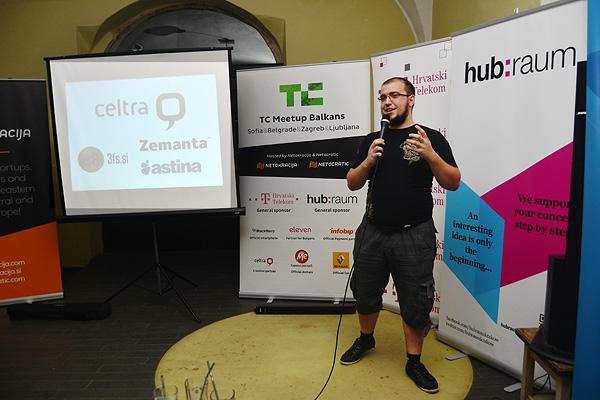 Ivan Brezak Brkan, osnivač i glavni urednik Netokracije, organizatora TC Balkans Meetupa (Fotografija: Marina Filipović Marinshe)