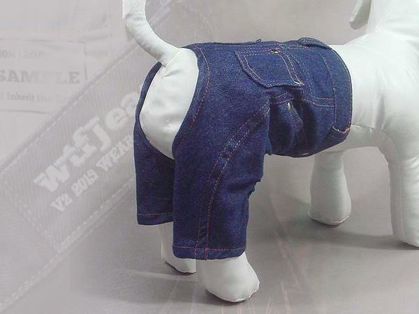 Baj-baj WTFJeans, woof-woof Dogzbi! (izvor za ilustraciju: lovelonglong.com/dog-denim-jeans-pant-1828)