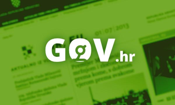Tvrtka Globaldizajn radit će na dizajnu i razvoju Središnjeg državnog portala gov.hr